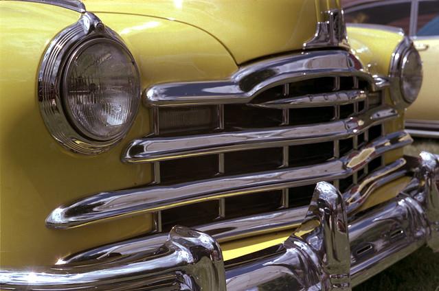 1945 Pontiac