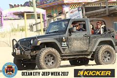 SUNDAY Beach Crawl Ocean City Jeep Week 2017