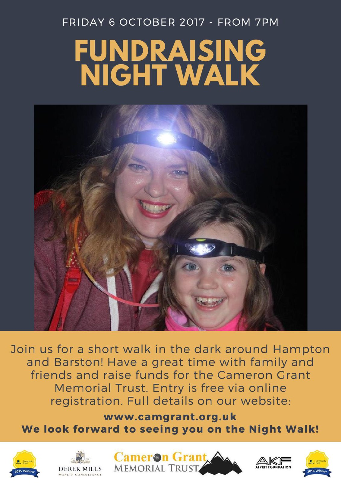 NIGHT WALK 6 Oct 17 -  Flyer - Maria-page-001