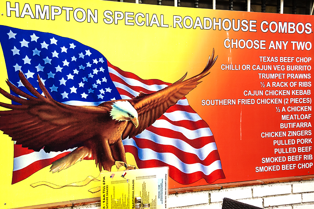 HAMPTON SPECIAL ROADHOUSE COMBOS--Salou