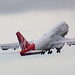 Virgin Atlantic B747 G-VROY