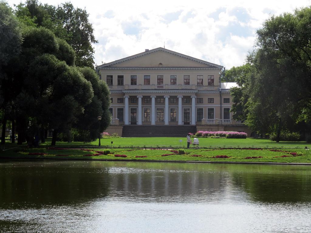 Юсуповский дворец на Фонтанке