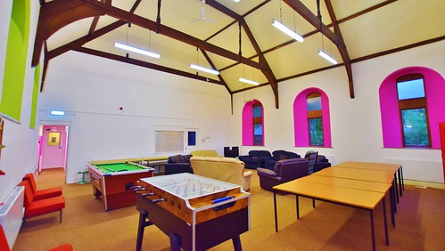 Greenhead Hostel - social area