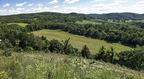 Blue River Bluffs State Natural Area