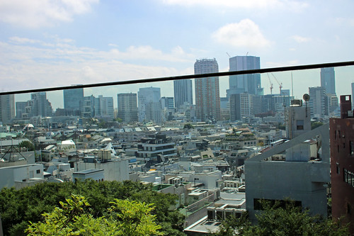 View on Tokyo