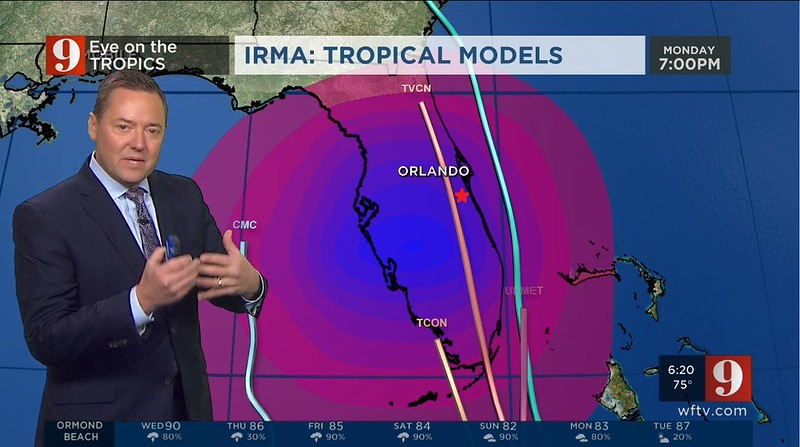 Irma and Some Programming Updates