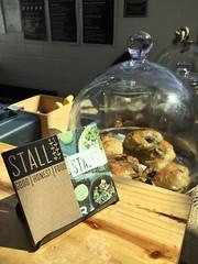 Baltimore Vegan Restaurant Week at Stall 11