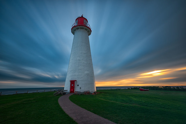 Point Prim Lighthouse, Prince Edward Island