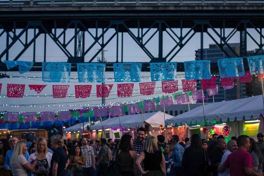 Feast Portland Night Market 2017