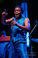 Lee Fields & the Expressions @ HoCo Fest