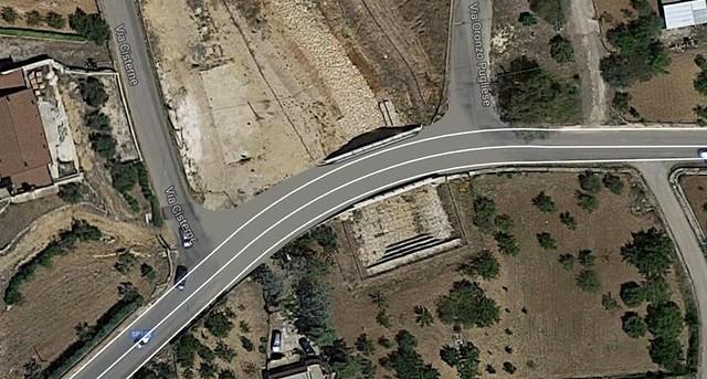 Ponte via Conversano - La proposta di modifica