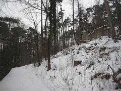IMG_8493 Altes Wasserreservoir für Schloss Weilburg hinterm Spielplatz, 24.1.2010