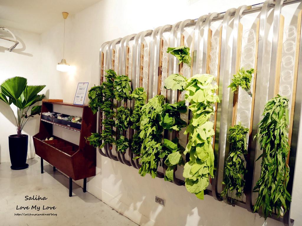 台北東區國父紀念館站附近素食餐廳推薦VEGE CREEK 蔬河 (14)