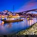 Portugal - North Region - Porto & Dom Luís I (Luiz I) Bridge at Dawn - Twilight - Sunrise by © Lucie Debelkova / www.luciedebelkova.com