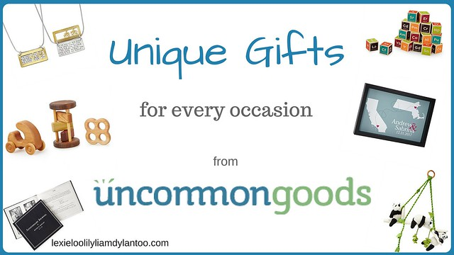 Unique Gifts For Every Occasion From UncommonGoods {Sponsored}