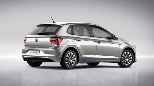 Volkswagen Polo brasileño