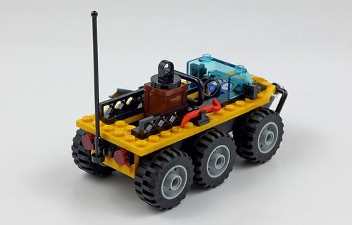 LEGO City Jungle 60161 Jungle Exploration Site 47