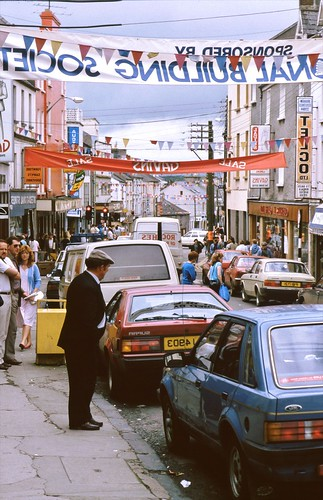 ierland europa ierland1986fietsvakantie sligo irl