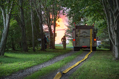 Bethlem CT Barn Fire 09/11/17