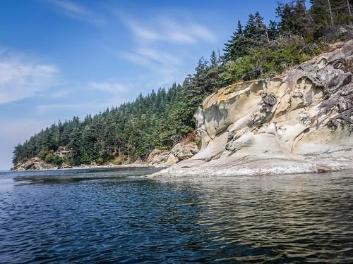 Kayaking Bellingham Bay-66