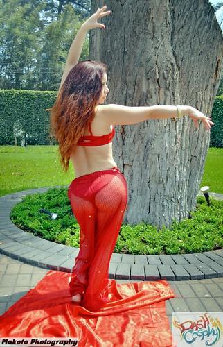Las mejores cosplayers del Perú