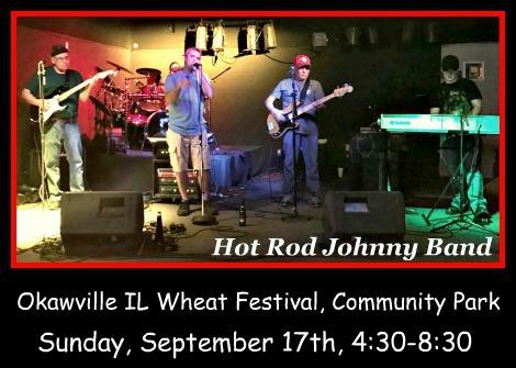 Hot Rod Johnny Band 9-17-17