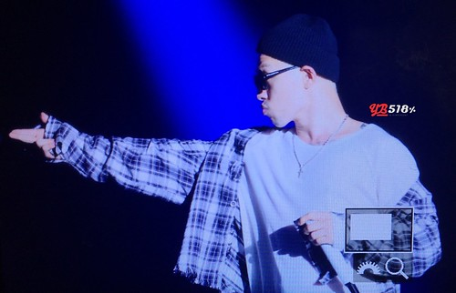 2017-09-24 Taeyang WHITE NIGHT in Hong Kong Soundcheck