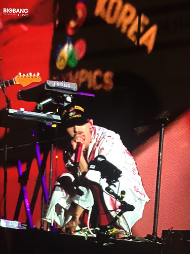 G-Dragon motte In London