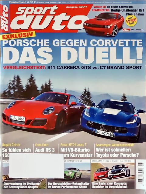 sport auto 5/2017