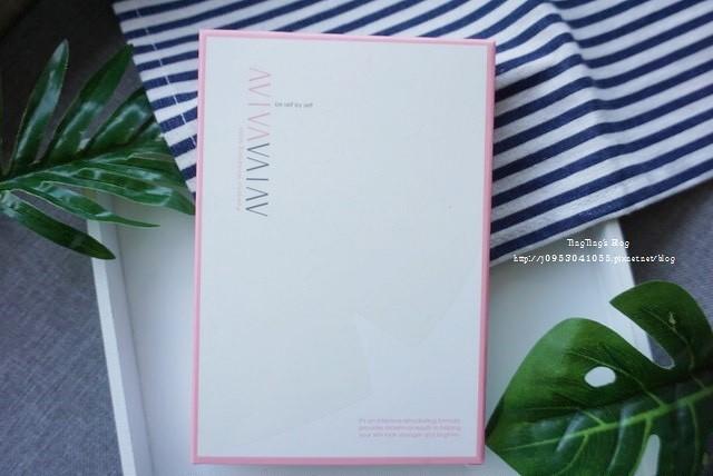 AVIVA 完美導入水嫩白面膜 (2)