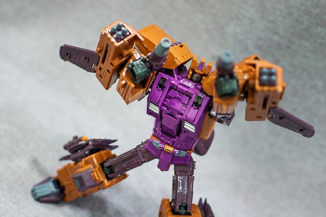 Blast Off Pose 2