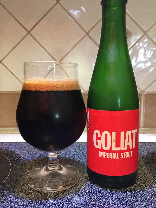 Goliat Imperial Stout