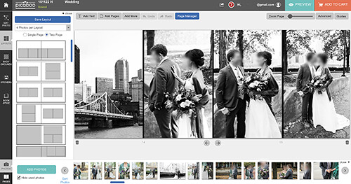 Picaboo Photo Layout Software