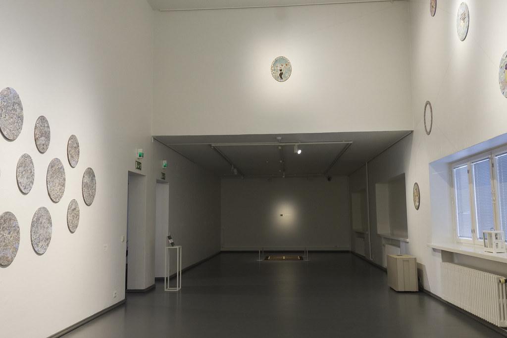 4. Sukupuun ja hengityksen huone installation view.