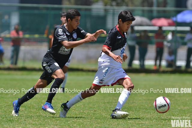Lobos BUAP Sub 17 1-2 Pachuca Sub 17 J3 A17