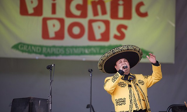 GRS Picnic Pops with Mariachi Vargas
