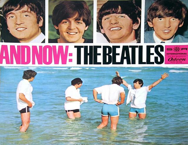 "Beatles And Now: The Beatles 12"" Vinyl LP"