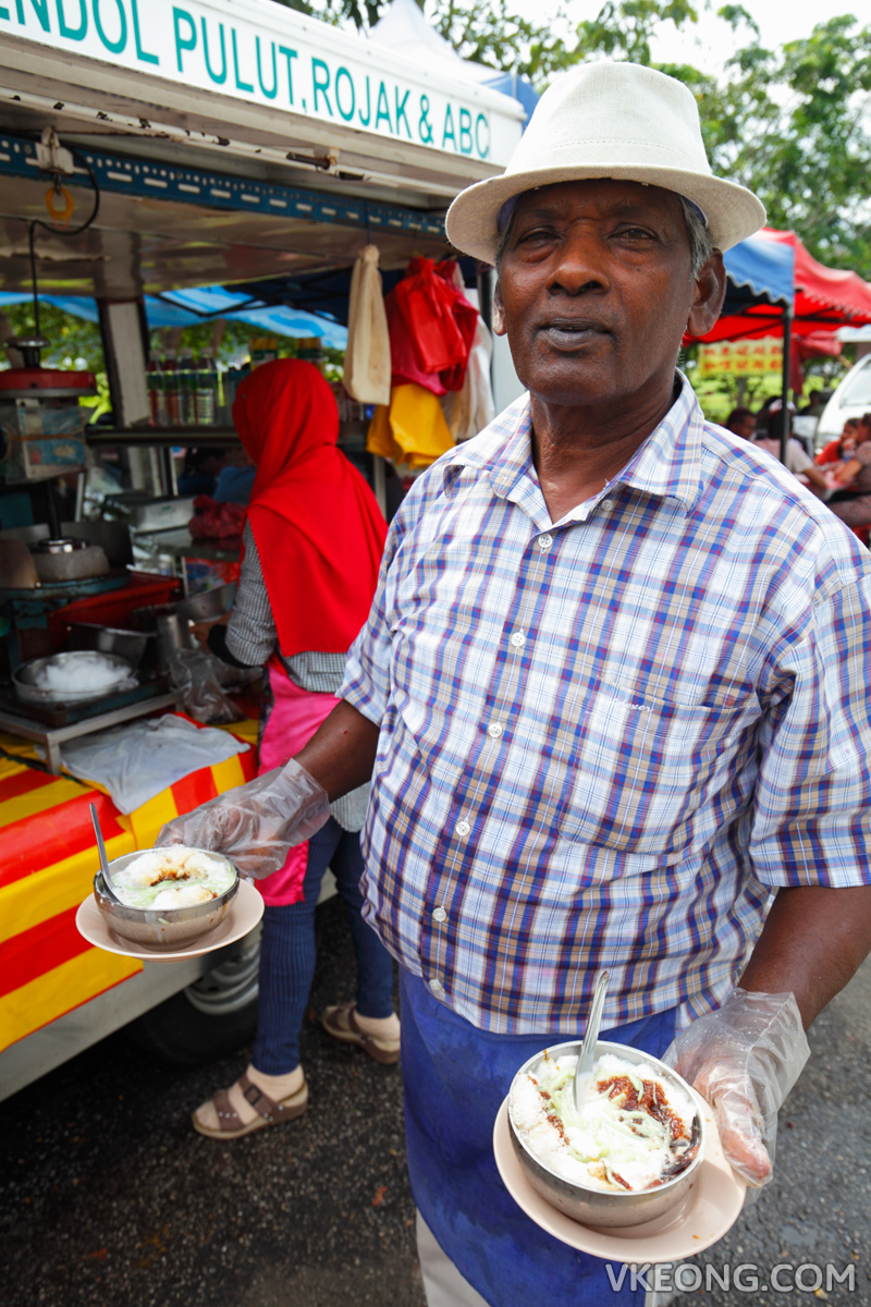 Uncle Kaniappan Cendol