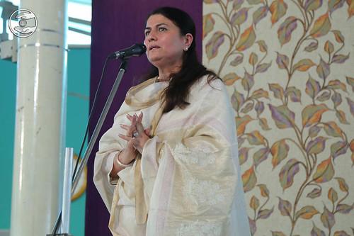 Holy Sister Bindiya Chhabra Ji