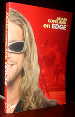 WWE Edge's Book photo of the day 8/19/2017