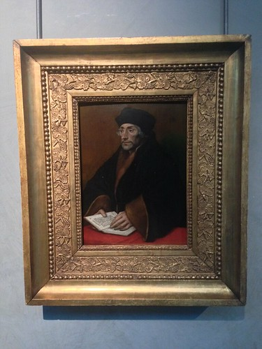 Portrait of Erasmus