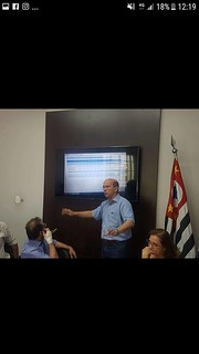 Paulinho se reuniu com prefeitos e vereadores de Votuporanga e Nhandeara