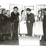 1956 Theater Schwurd an der Waldkapelle