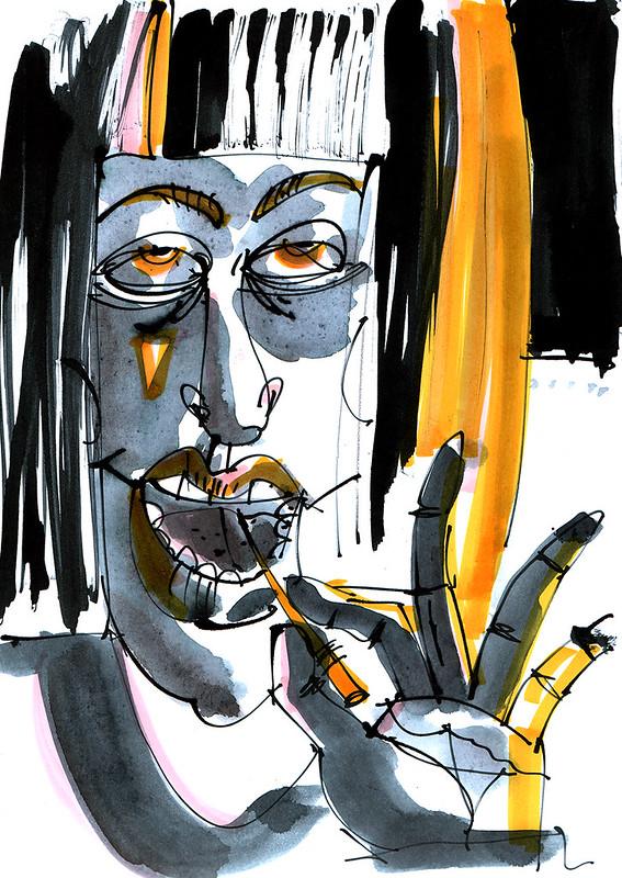 зубочистка
