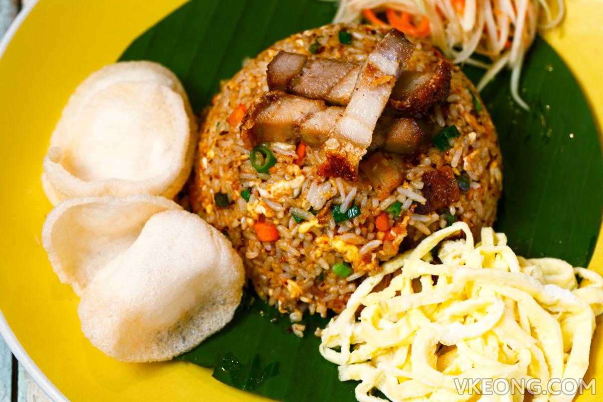 The Porki Society Crispy Pork Fried Rice