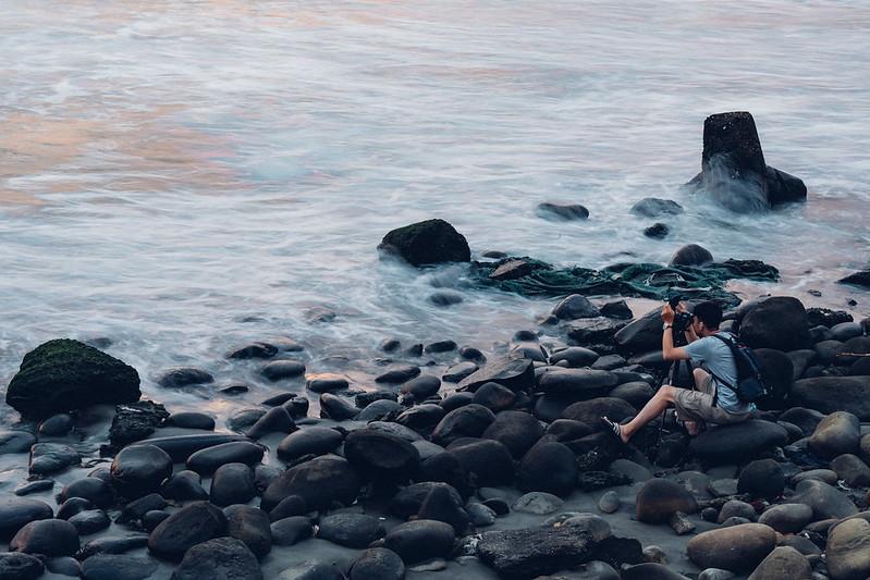 海浪趴趴|安平小鎮