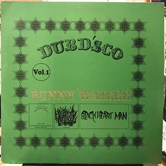 BUNNY WAILER:DUBD'SCO VOL.1(JACKET A)