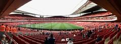 Emirates Stadium, North London, August 2017