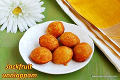 Jackfruit-nei appam