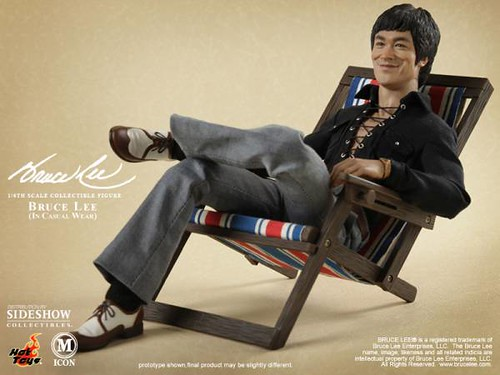 Mo hinh Bruce Lee - Anniversary Edition